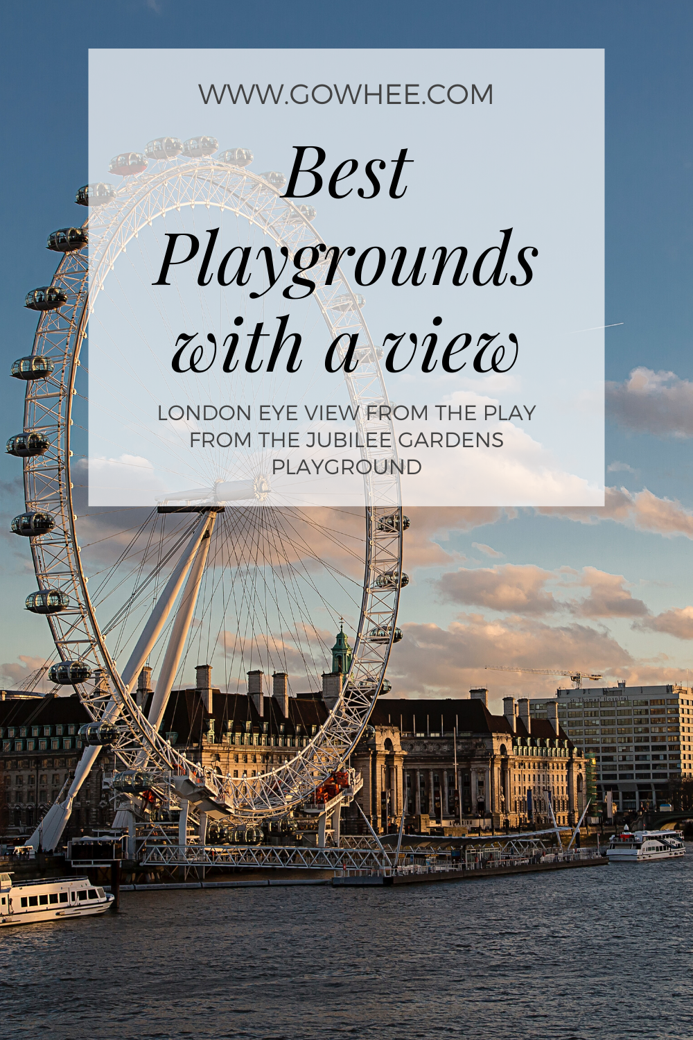 London with kids, kid-friendly places, playground, family friendly, travel with kids, europe with kids, parents,