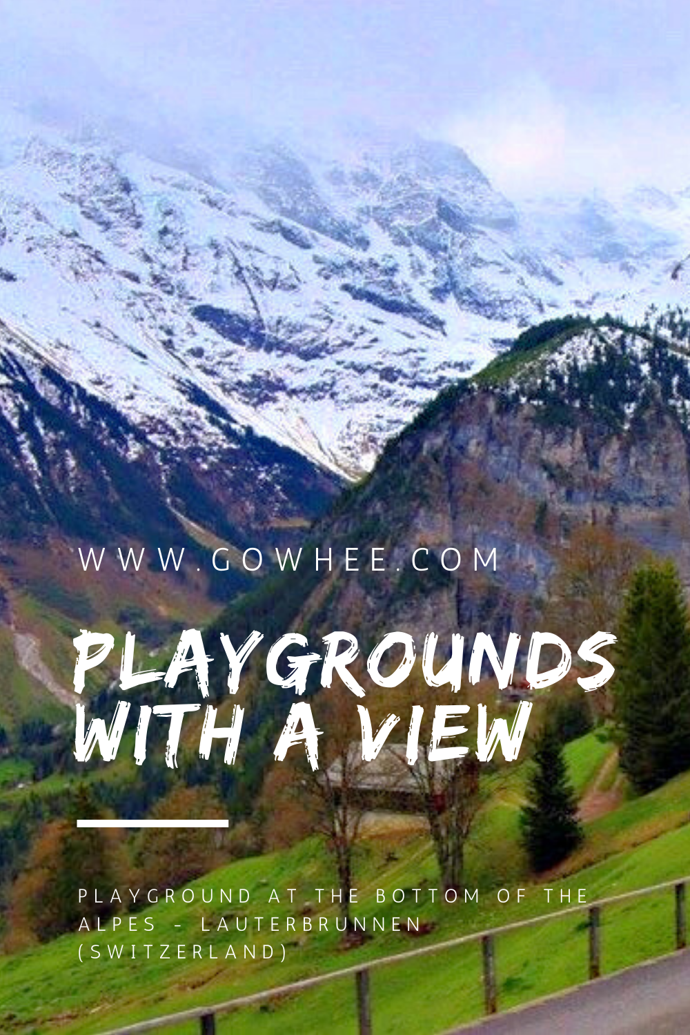 Switzerland with kids, kid-friendly places, playground, family friendly, travel with kids, europe with kids, parents,