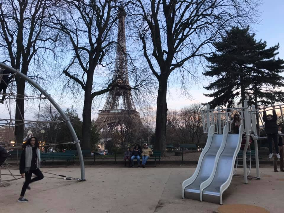 paris with kids, kid-friendly places, playground, family friendly, travel with kids, europe with kids, parents,