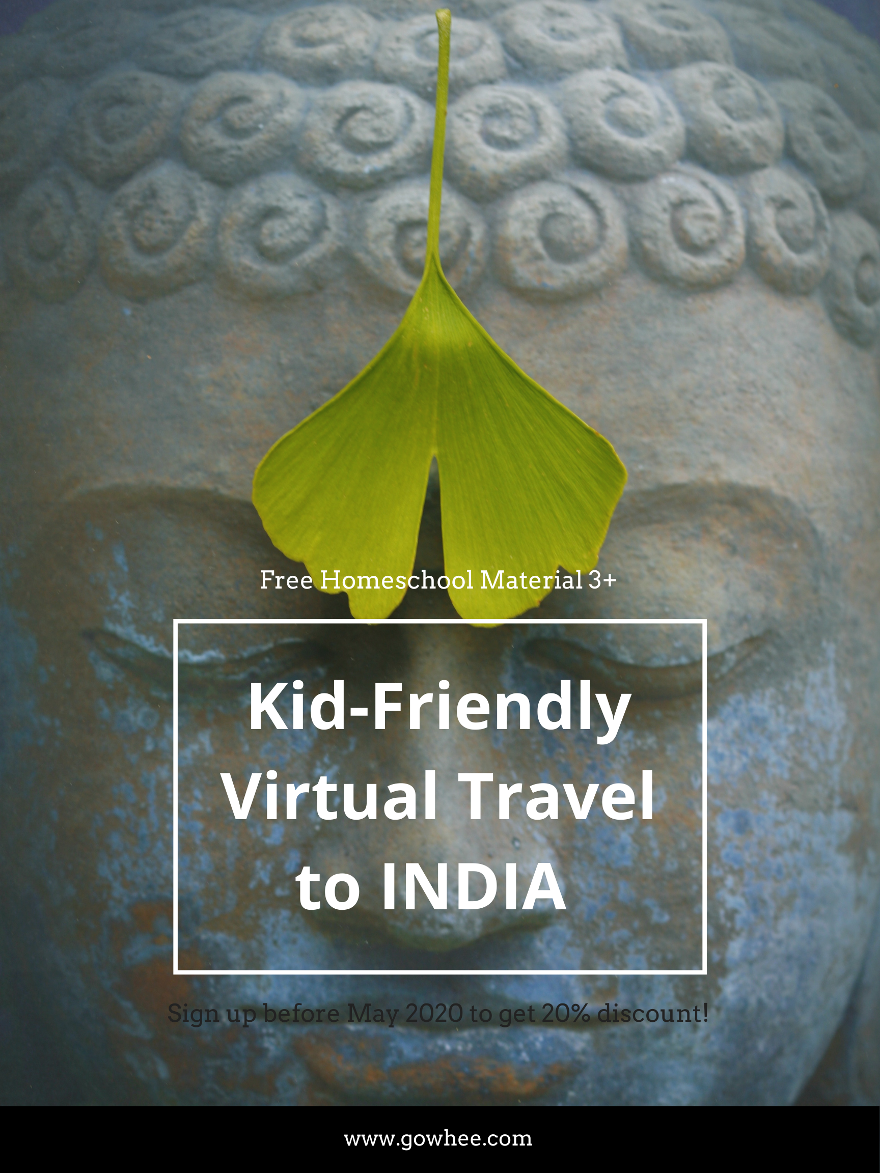 Kid-Friendly Virtual Travel - Homeschool, worldschool activities to learn about india. #homescool #worldschool #kidfriendly #virtualtravel #india #tajMahal #kidsactivities