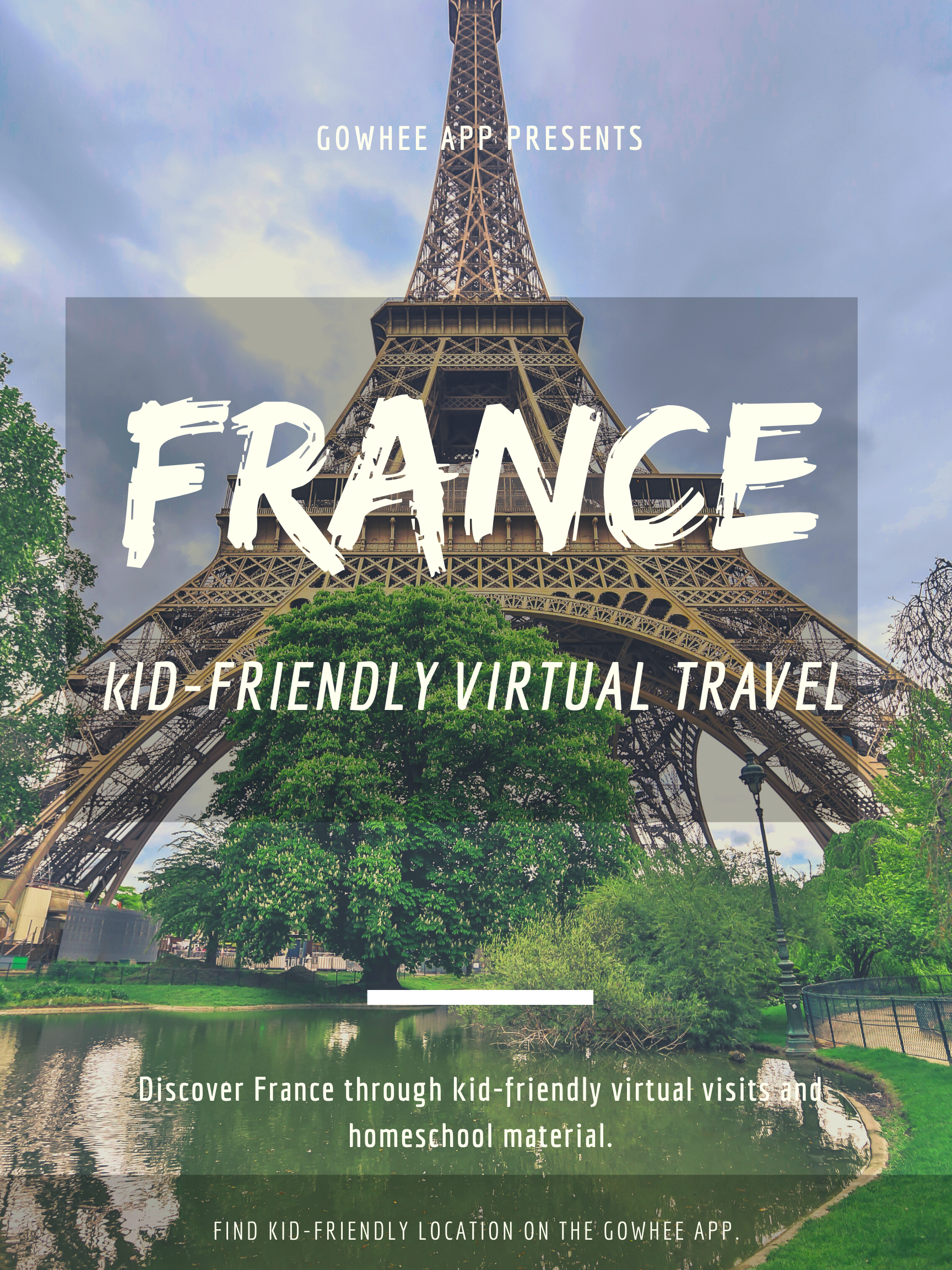 Kid-Friendly Virtual Travel - Homeschool, worldschool activities to learn about india. #homescool #worldschool #kidfriendly #virtualtravel #France #Paris #kidsactivities